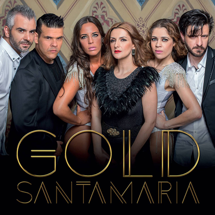 Santamaria - Gold