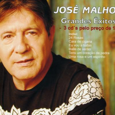 José Malhoa - Grandes Êxitos (Pack 3 cd)