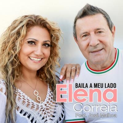 Elena Correia - Baila a meu lado feat. José Malhoa (single)