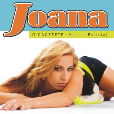 Joana - O Cacetete (Mulher polícia)