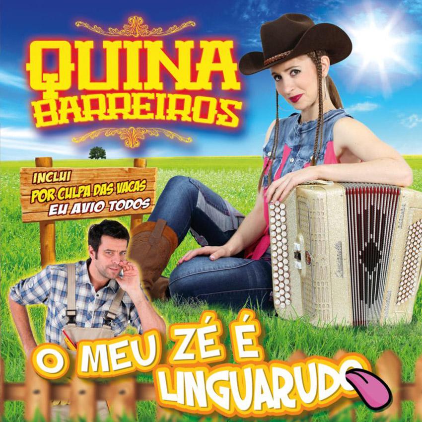 Quina Barreiros - O meu Zé é linguarudo