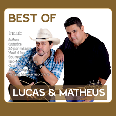 Lucas & Matheus - Best Of (Pack 3 cds)