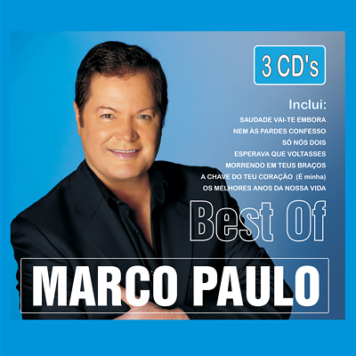 Marco Paulo - Best Of (Pack 3 cds)