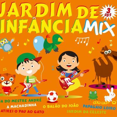Vários artistas - Jardim de Infância mix (Pack 3 cd)