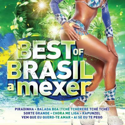 Vários artistas - Best of Brasil a mexer