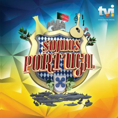 Vários artistas - Somos Portugal