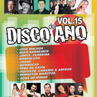 Vários artistas - Disco do ano Vol. 15