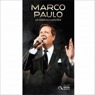 Marco Paulo - As nossas canções (Livro+CD+DVD)