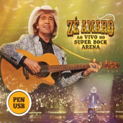 Zé Amaro - Ao vivo no Super Bock Arena (PEN USB)