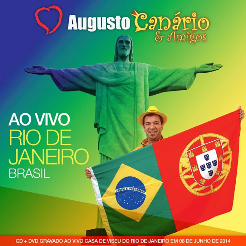 Augusto Canário & Amigos - Ao vivo no Rio de Janeiro