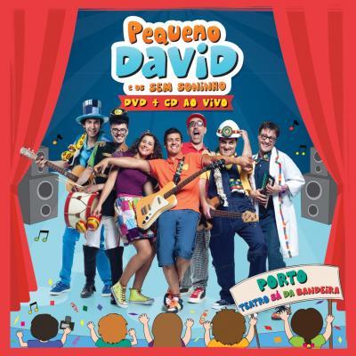 Pequeno David e Os Sem Soninho - Ao vivo Teatro Sá da Bandeira